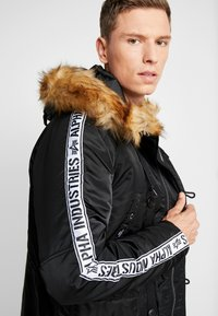 Alpha Industries - TAPE - Parka - schwarz - 7