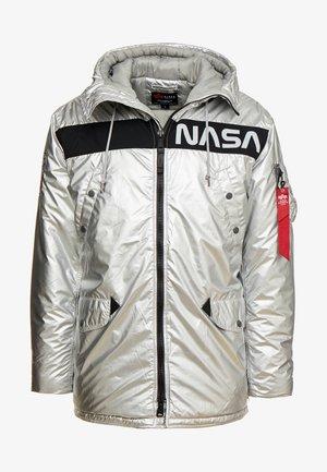 NASA - Parka - silver