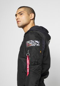 Alpha Industries - Blouson - black - 4