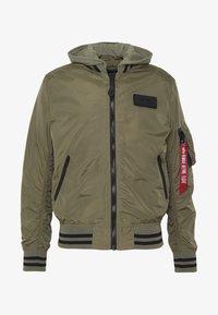 Alpha Industries - Summer jacket - olive - 4