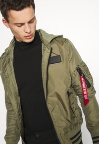 Alpha Industries - Summer jacket - olive - 3