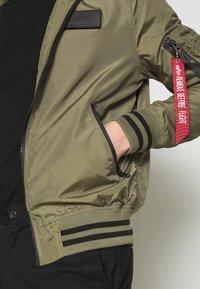 Alpha Industries - Summer jacket - olive - 5