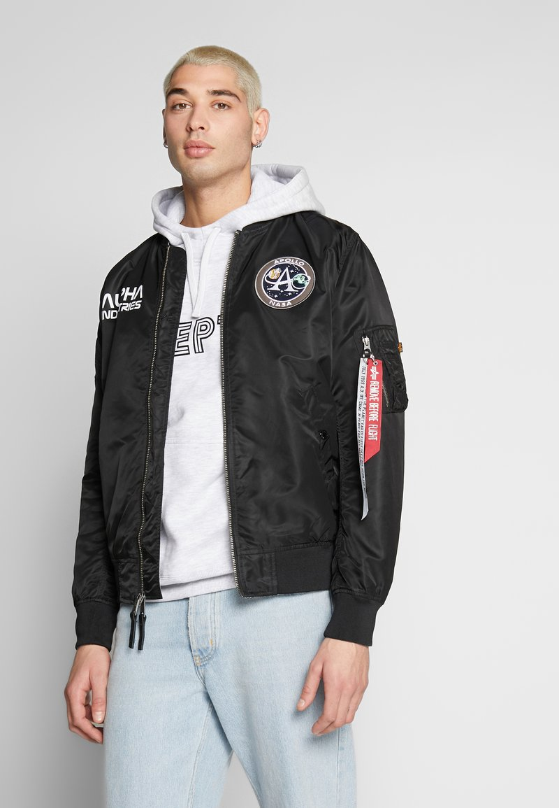Alpha Industries - Bomberjacks - black