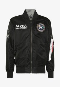 Alpha Industries - Bomberjacks - black - 5