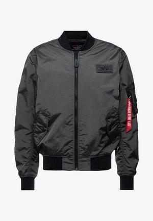 Blouson Bomber - grey/black