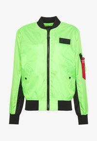 Alpha Industries - Bomberjacks - neon green - 3