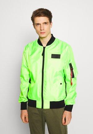 Bomberjacks - neon green