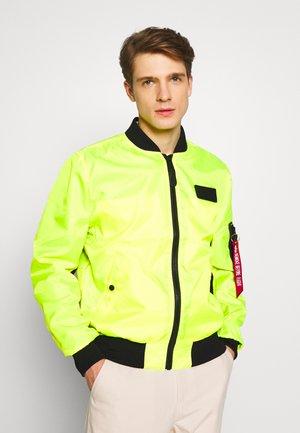 Bomberjacks - neon yellow