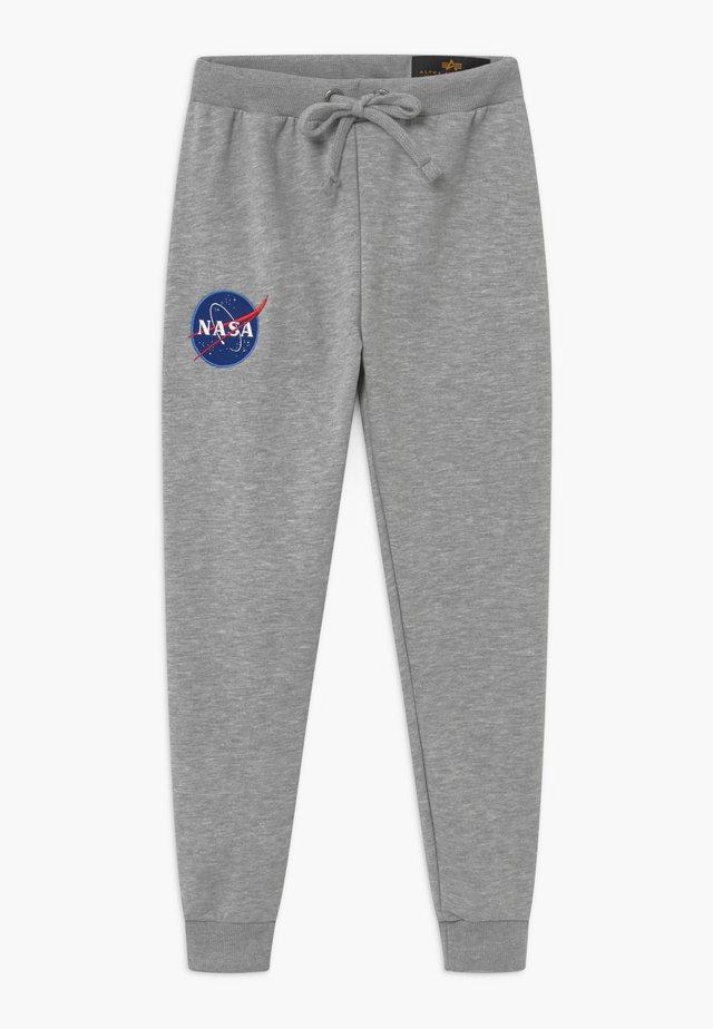 NASA KIDS TEENS - Spodnie treningowe - grey heather