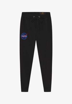 NASA KIDS TEENS - Tracksuit bottoms - black