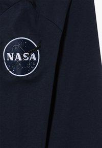 Alpha Industries - KIDS NASA  - Long sleeved top - dark blue - 4