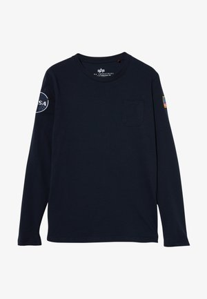 KIDS NASA  - Long sleeved top - dark blue