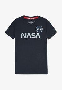 Alpha Industries - NASA KIDS - T-shirts med print - blue - 2