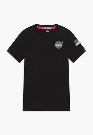 SPACE SHUTTLE KIDS - T-shirt print - black