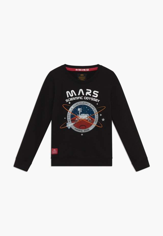 MISSION TO MARS KIDS - Mikina - black
