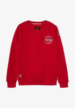 KIDS SPACE SHUTTLE - Sweatshirt - speed red