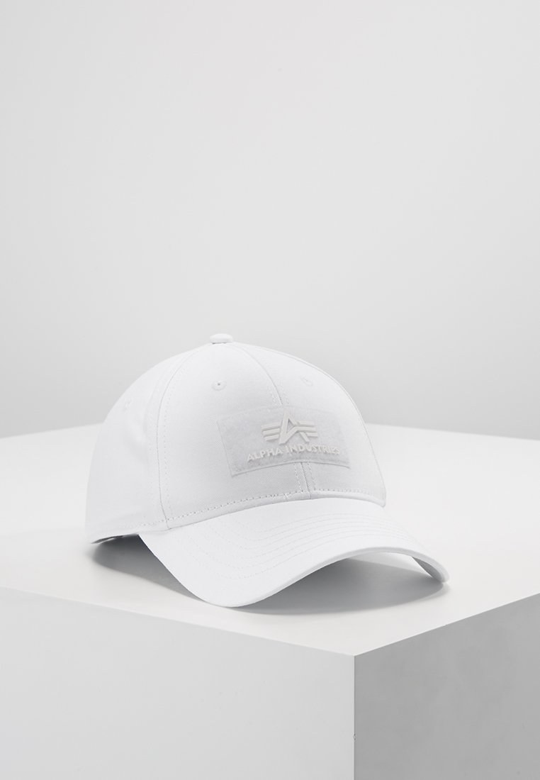 Alpha Industries - Cap - white