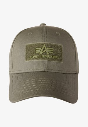 Caps - dark green