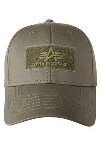 Alpha Industries - Cap - dark green - 3