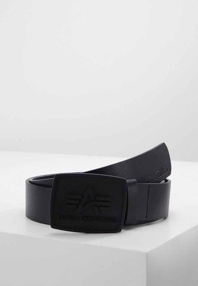 ALL BLACK BELT - Skärp - black