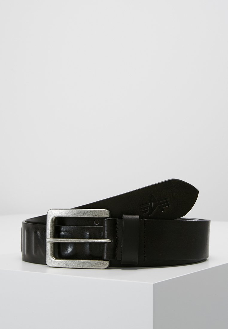 Alpha Industries - 3D BELT - Cintura - black