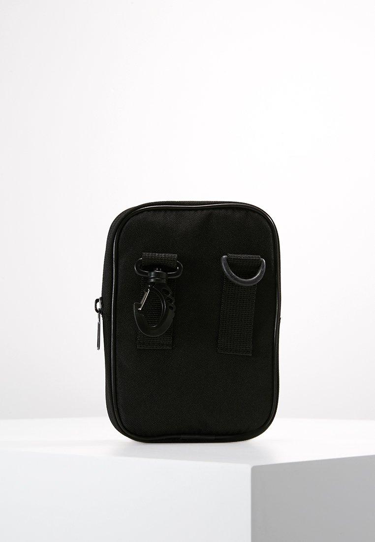 Alpha Industries Utility Bag Reflective - Sac Bandoulière Black