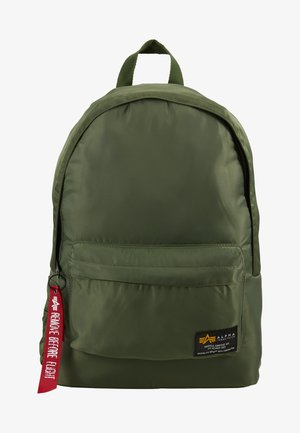 CREW BACKPACK - Sac à dos - sage green