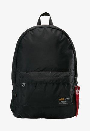 CREW BACKPACK - Sac à dos - black