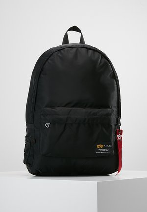 CREW BACKPACK - Reppu - black