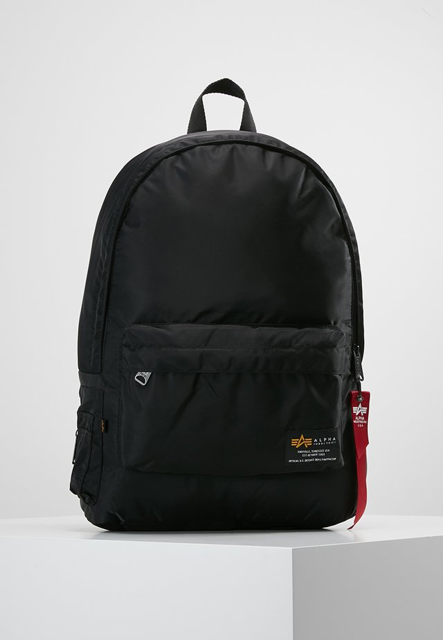 CREW BACKPACK - Ryggsäck - black