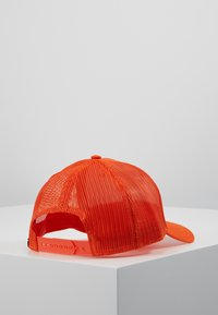 Alpha Industries - BASIC TRUCKER - Caps - flame orange - 2