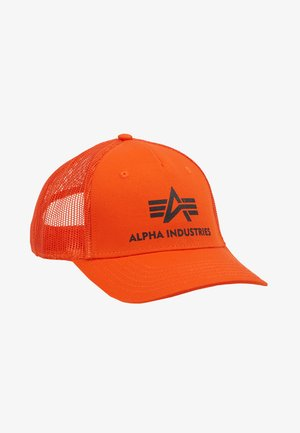 BASIC TRUCKER - Cappellino - flame orange