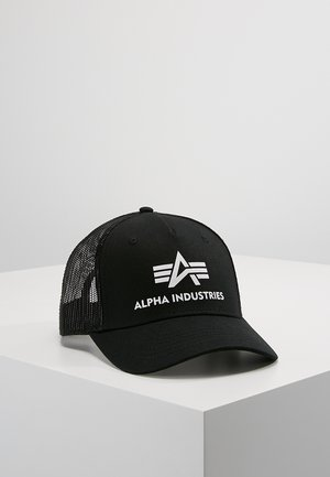 BASIC TRUCKER - Lippalakki - black