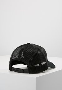 Alpha Industries - BASIC TRUCKER - Pet - black - 2