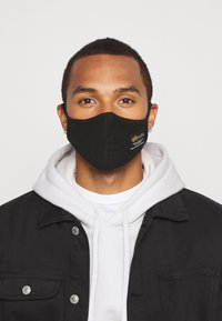 Alpha Industries - CREW FACE MASK - Community mask - black - 3