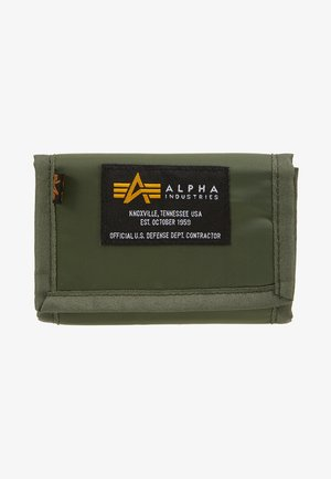 CREW WALLET - Monedero - sage green