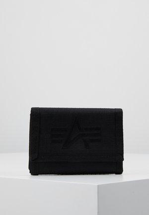 Wallet - Portemonnee - black