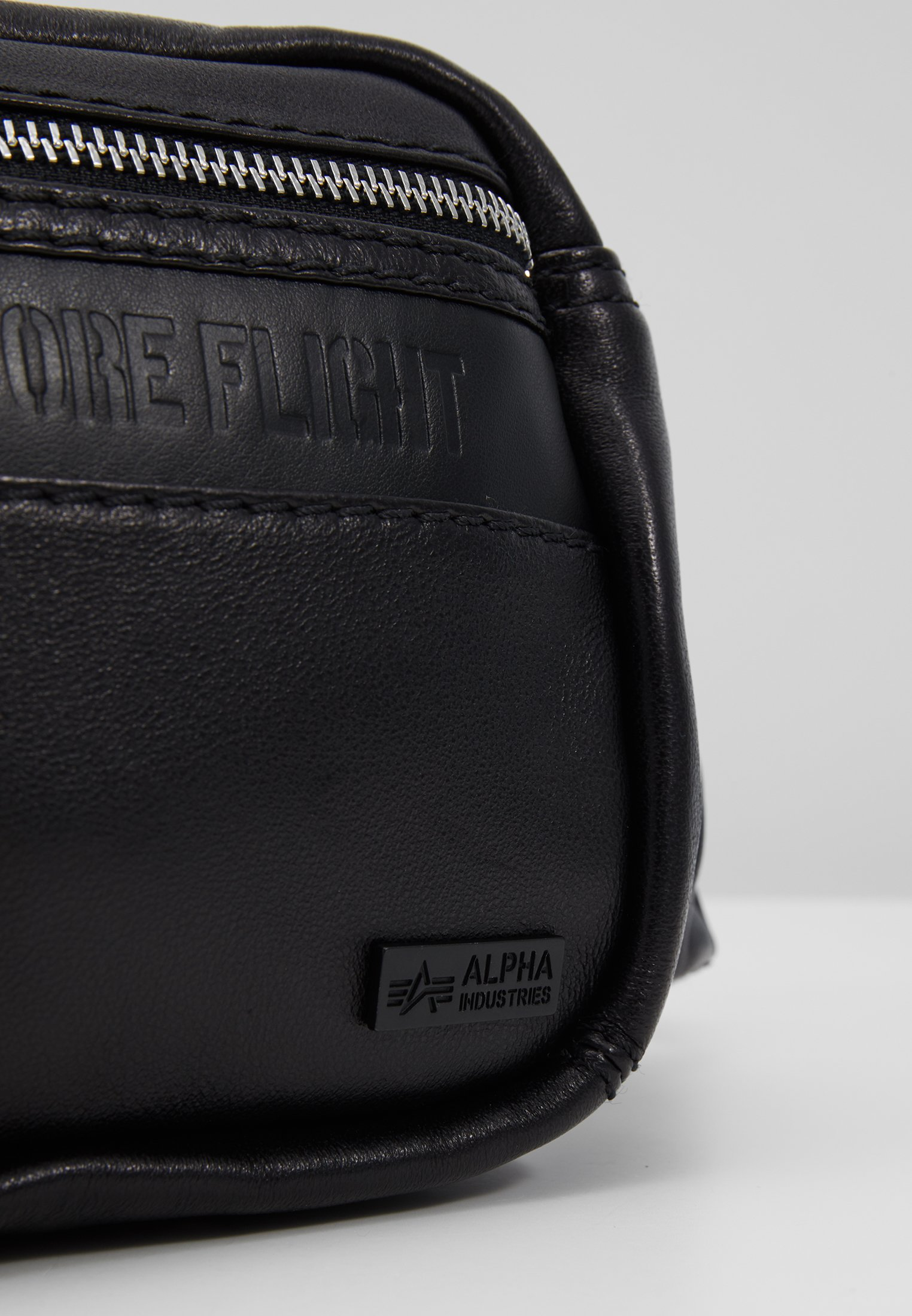 Alpha Industries Waistbag - Sac Banane Black
