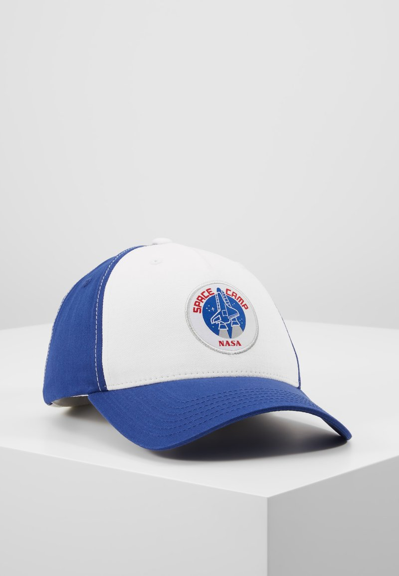 Alpha Industries - SPACE CAMP  - Gorra - white