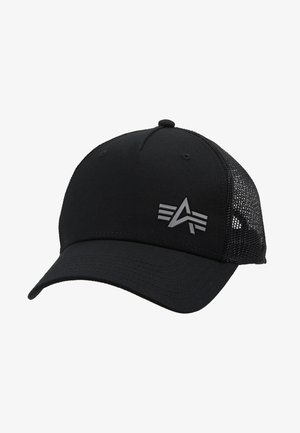 TRUCKER SMALL LOGO - Cap - black