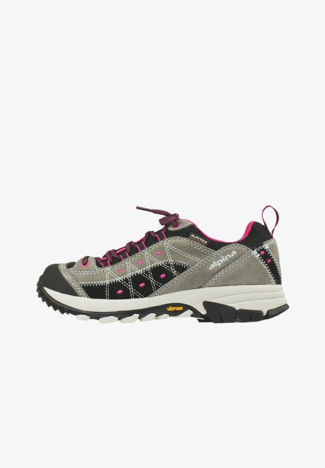 KIM - Hiking shoes - grau