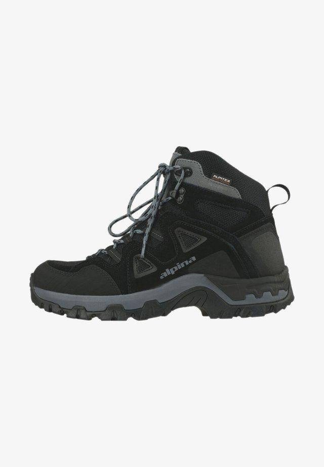 Hikingschuh - black