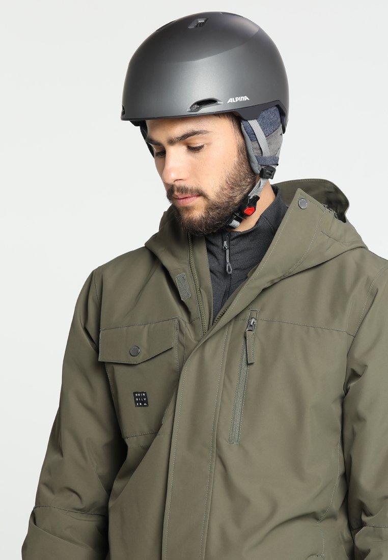 Alpina - MAROI - Helmet - denim/grey matt
