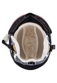 Alpina - GRAP VISOR - Helmet - white prosecco matt - 4