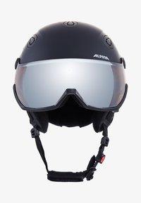 Alpina - GRAP VISOR - Hjälmar - black matt - 1