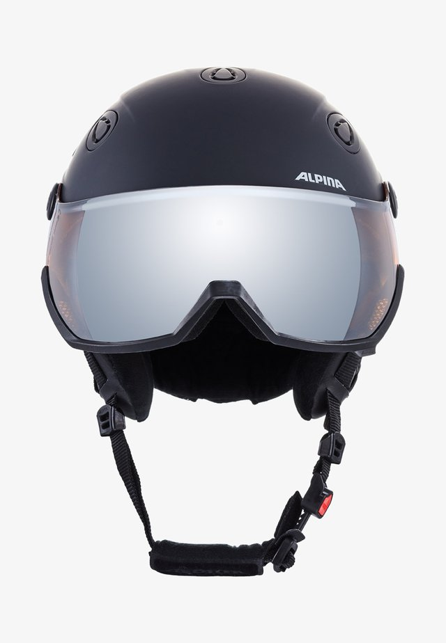 GRAP VISOR - Helm - black matt
