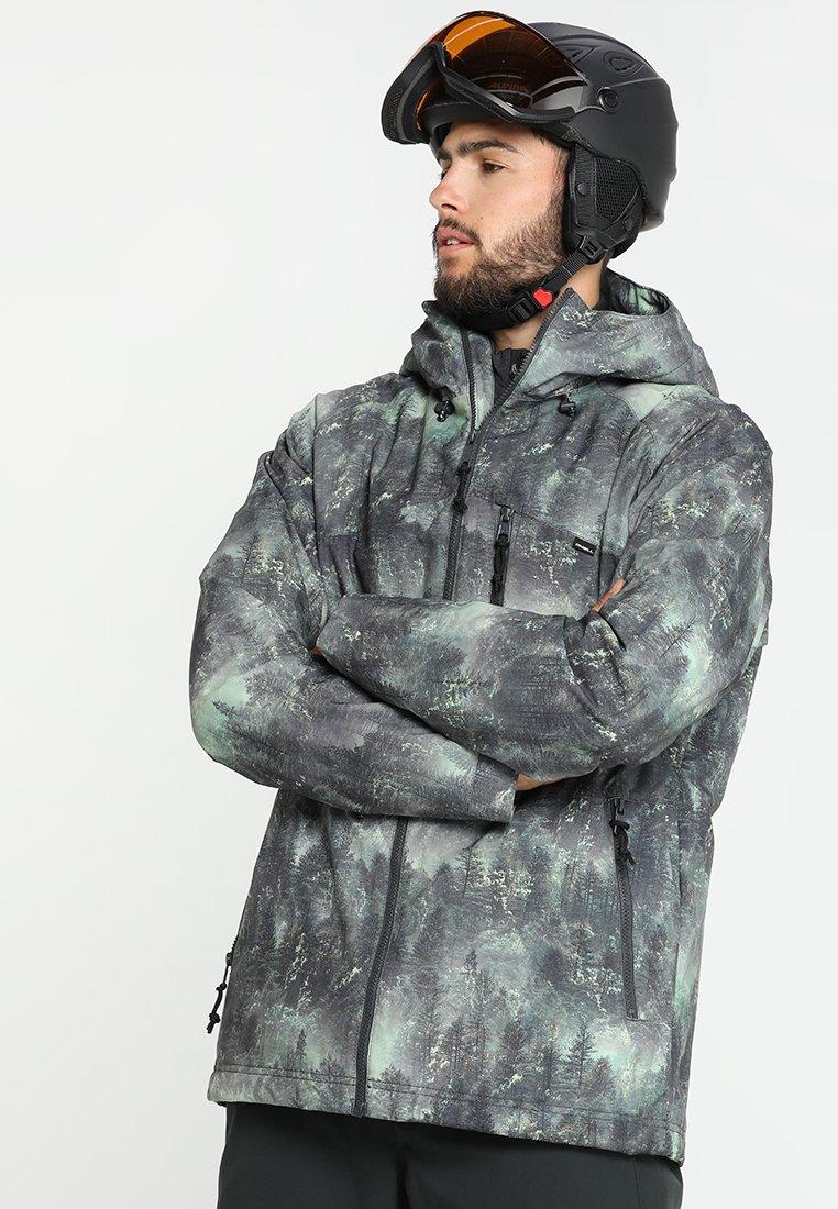 Alpina - GRAP VISOR - Hjälmar - black matt