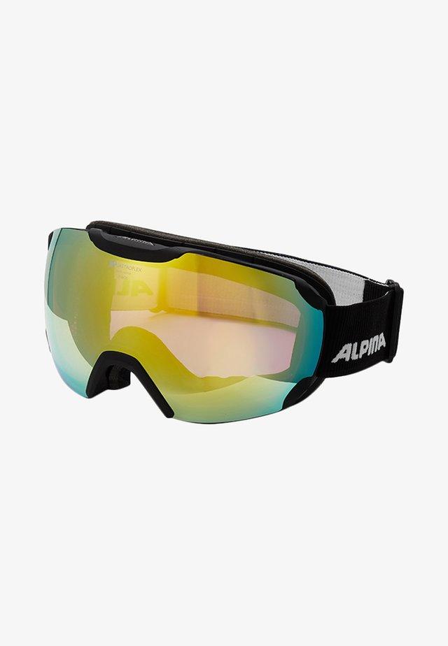 PHEOS QMM - Skibrille - black matt