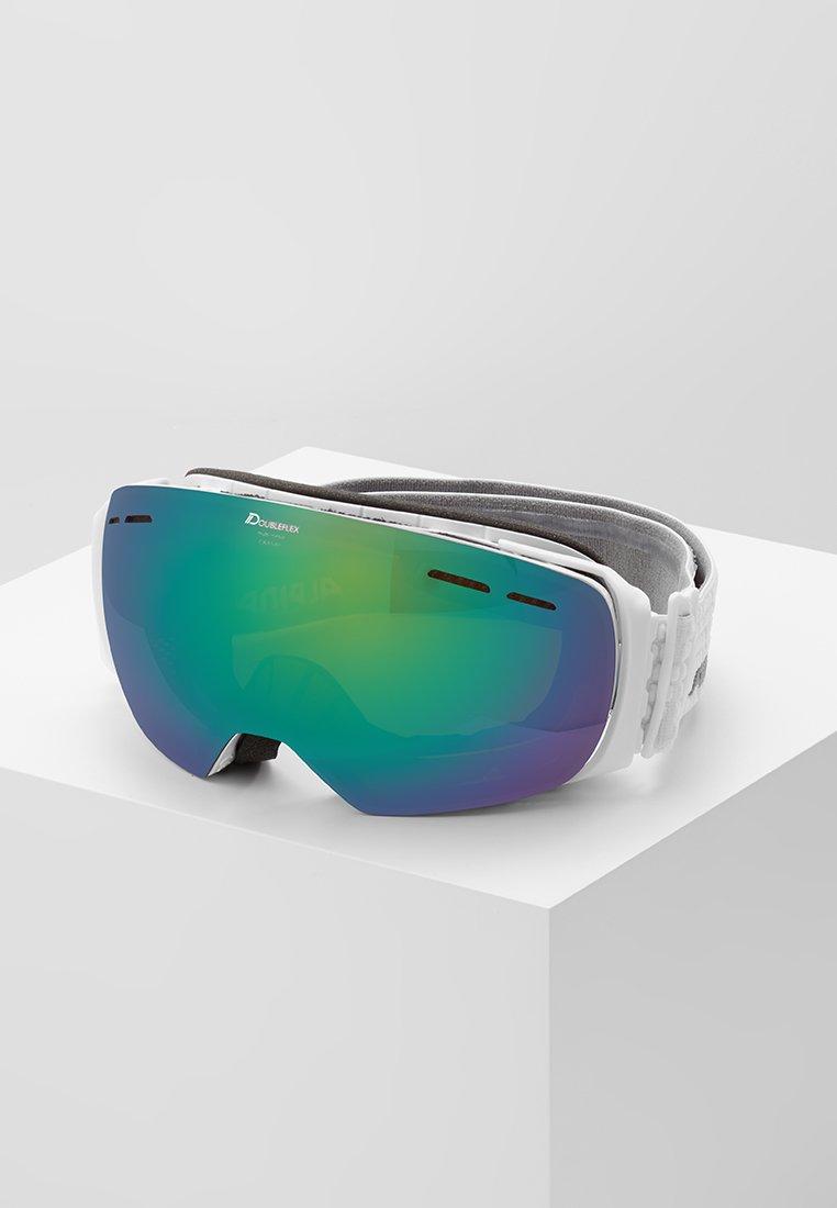 Alpina - GRANBY MM - Ski goggles - white