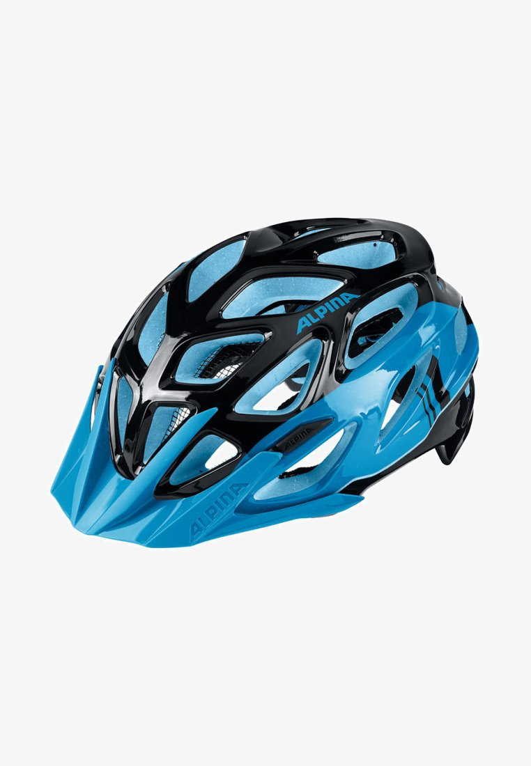 Alpina - Helmet - black